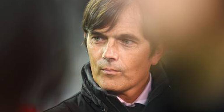 Cocu gaat met PSV voor derde plaats