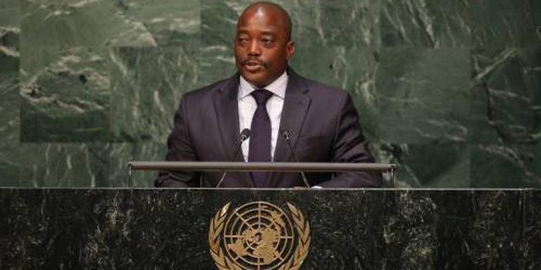 Kabila doet niet mee aan verkiezing Congo