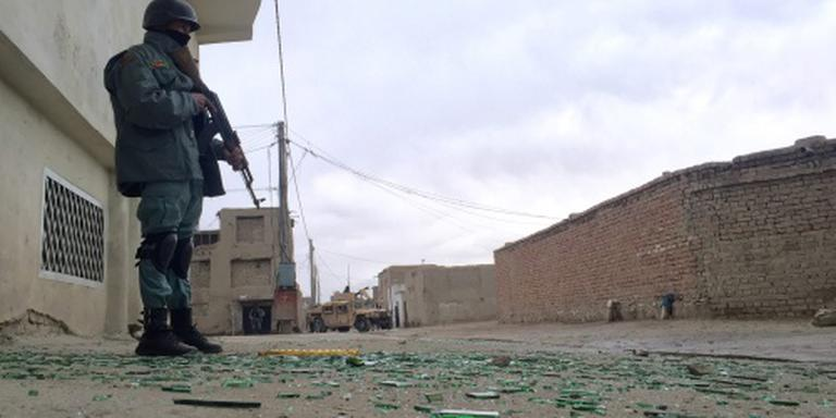 Zware bomaanslag in ambassadewijk Kabul