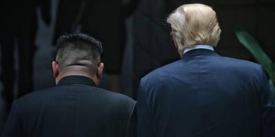 Top Trump en Kim vermoedelijk in Vietnam