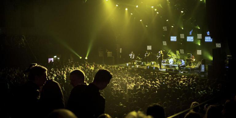 Het Eurosonic festival.