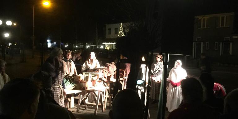 Kerstverhaal op zijn Schoonebeeks