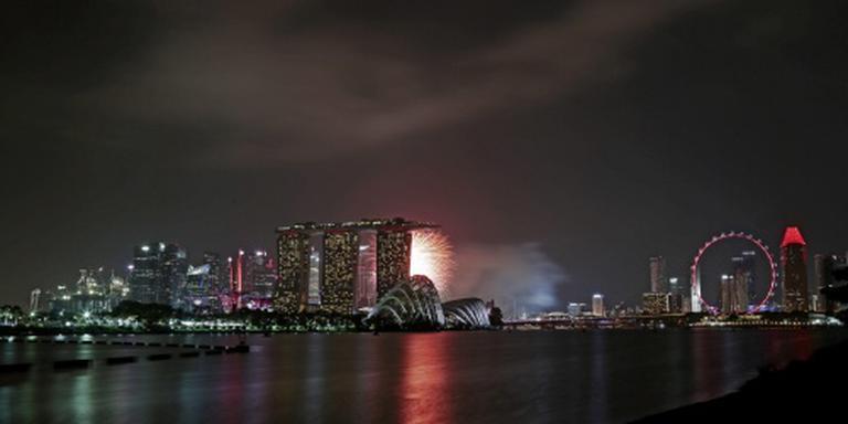 Singapore zet veiligheid op scherp