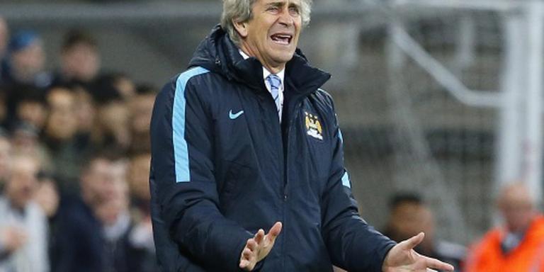 Manchester City zet weer druk op Arsenal