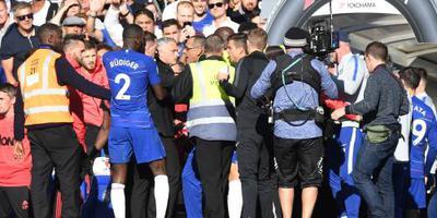 Mourinho niet bestraft voor gedrag bij Chelsea