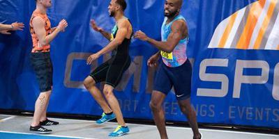 Van Gool spurt naar titel 60 meter