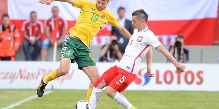 Polen komt zonder Lewandowski niet tot scoren