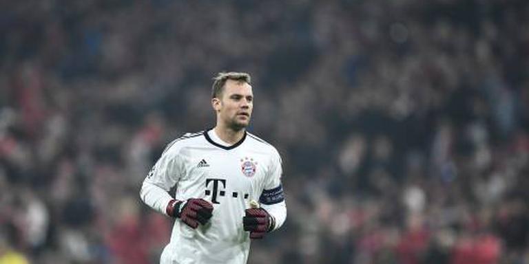 Neuer terug bij Bayern München