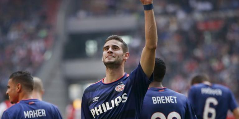 PSV met Pereiro en Isimat tegen Roda JC