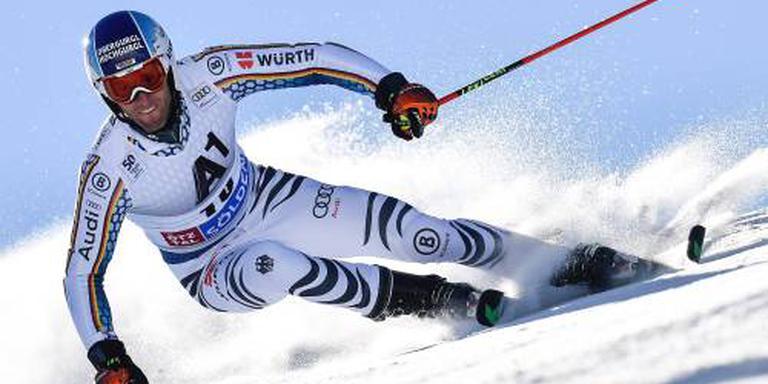 Einde skiseizoen slalomspecialist Dopfer
