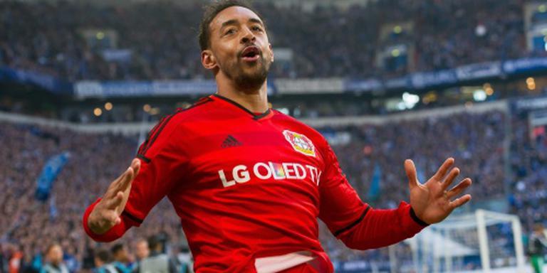 Leverkusen mist Bellarabi rest van het jaar