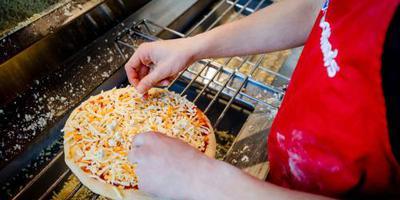 Domino's Pizza vestigt zich ook in Bargeres.