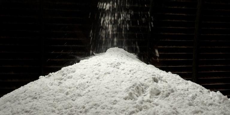 Miljoen kilo zout op snelwegen gestrooid