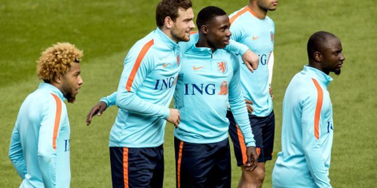 Oranje wil ook van Fransen winnen