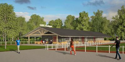 Nieuw clubhuis voor GHHC