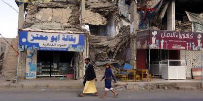 Kaag ontvangt petitie tegen lijden in Jemen