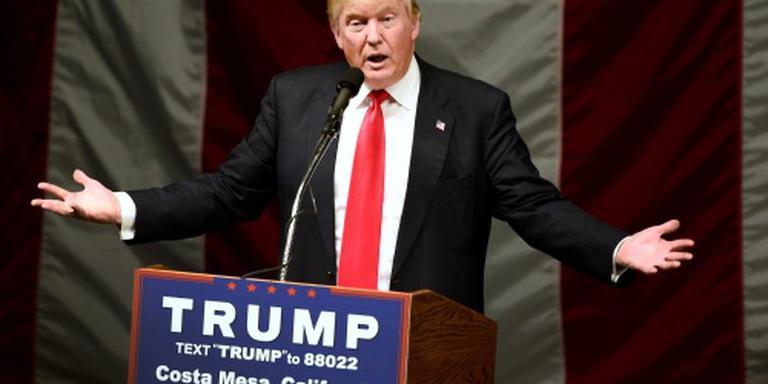 Trump eist winst Republikeinen vast op