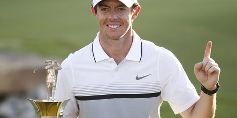 McIlroy Europese golfer van het jaar