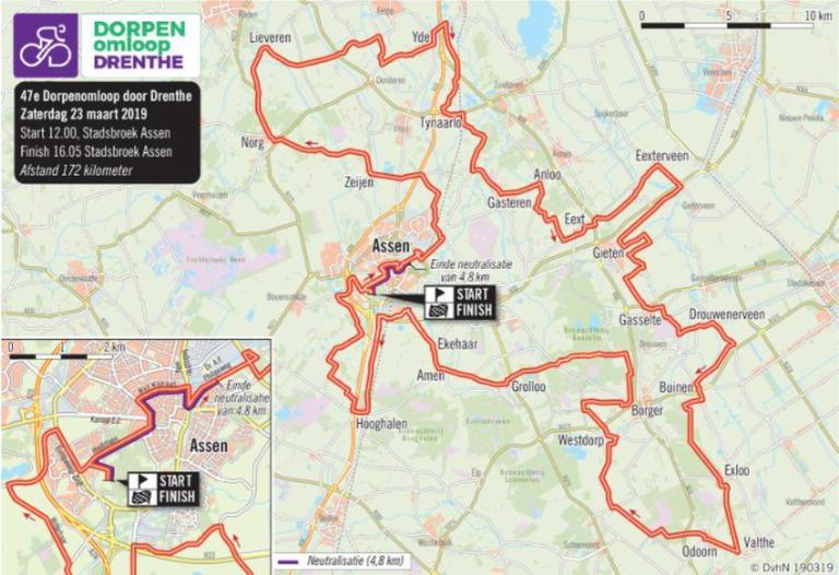 Dorpenomloop Van Drenthe Nieuwe Datum En Een Sterker Deelnemersveld