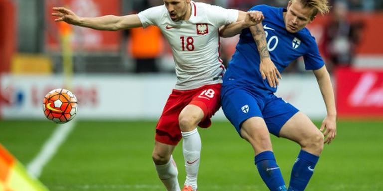 Polen oppermachtig tegen Finnen