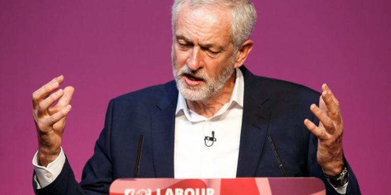 Corbyn nog populairder als Labour-leider