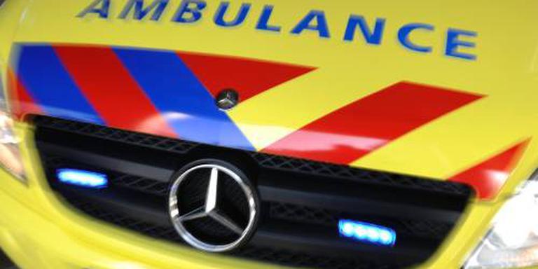 Meisje lichtgewond na aanrijding met auto.