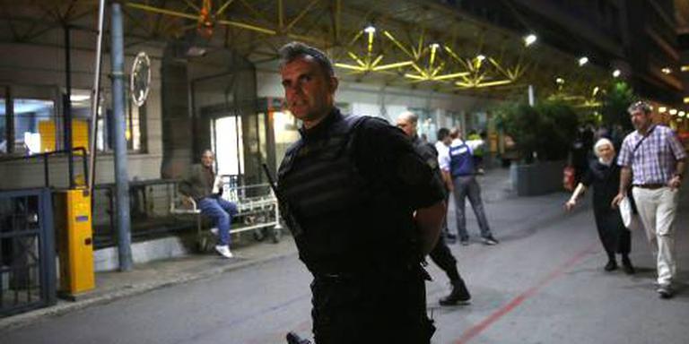 Griekse politie pakt linkse terreurverdachten