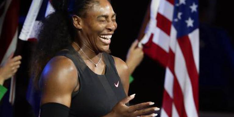 Tijd dringt voor Serena Williams