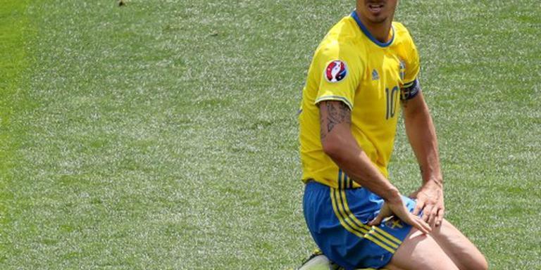 Ibrahimovic slaat training Zweden over