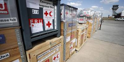 900.000 doses choleravaccin naar Mozambique