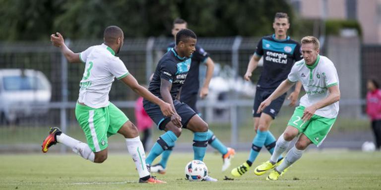 PSV verslaat Saint-Etienne in oefenduel