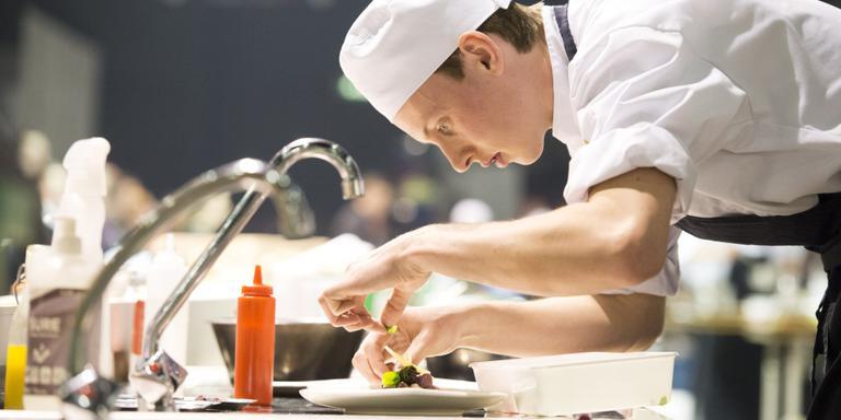 Culinaire hoogstandjes in de TT Hall