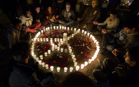 Vijf jaar na de bloedige aanslagen in Parijs blikt cameraman Martijn Pot uit Groningen terug: 'De stad was compleet in de war'