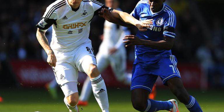 Newcastle weekt Shelvey los bij Swansea