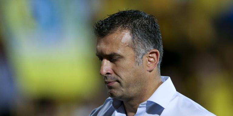 Anastasiou nieuwe trainer Roda JC