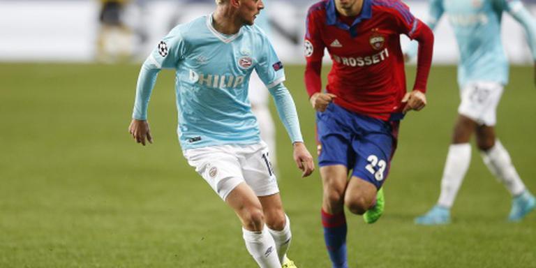 PSV mist Lestienne ook tegen Excelsior
