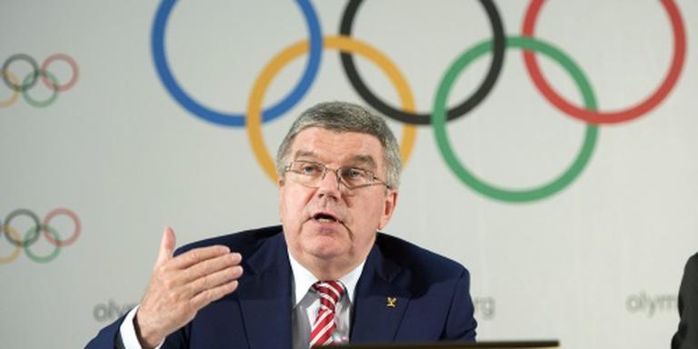 IOC steunt IAAF in schorsing Rusland