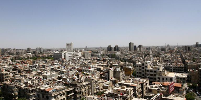 Tientallen doden bij aanslagen Damascus