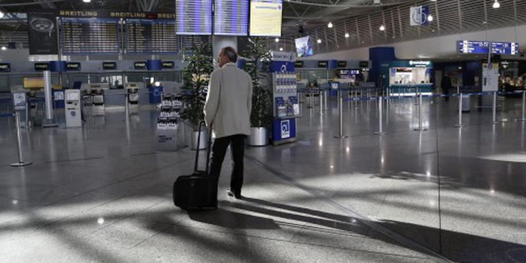 Griekenland verlamd door staking