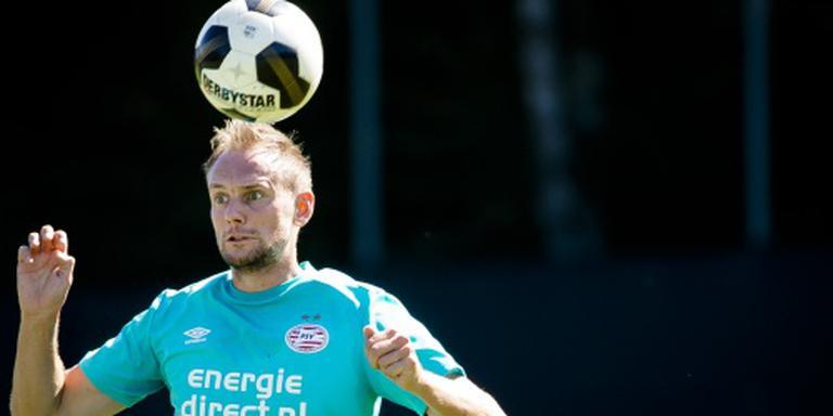 PSV met Siem de Jong tegen sc Heerenveen