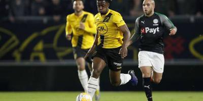 NAC Breda en FC Groningen scoren niet