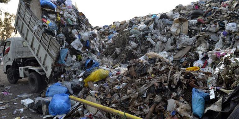 Libanon: buitenlandse hulp bij afvalcrisis