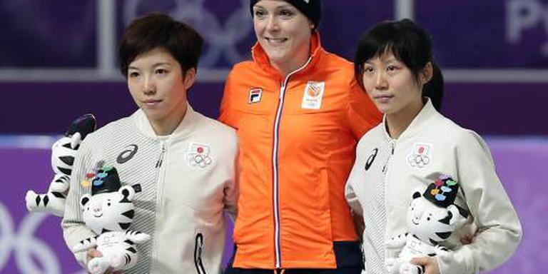 Ter Mors ontvangt gouden medaille
