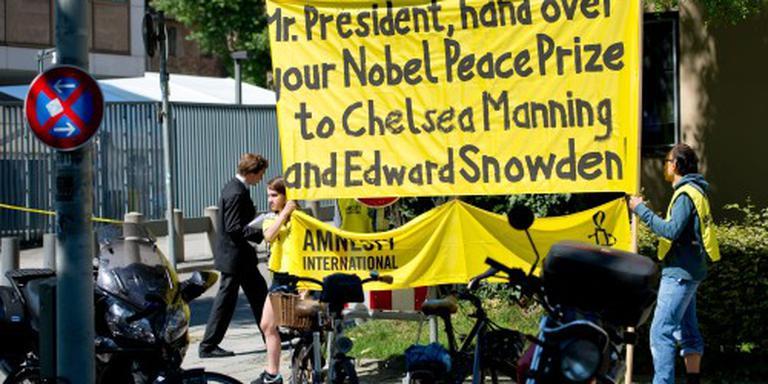 Klokkenluider Manning gaat in hongerstaking