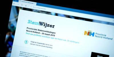 Miljoenen Nederlanders vullen stemhulpen in