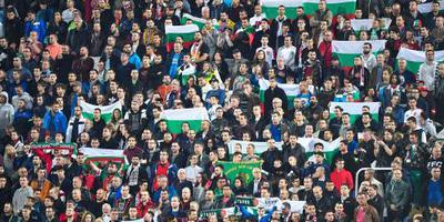 Bulgaarse politie pakt racistische fans op