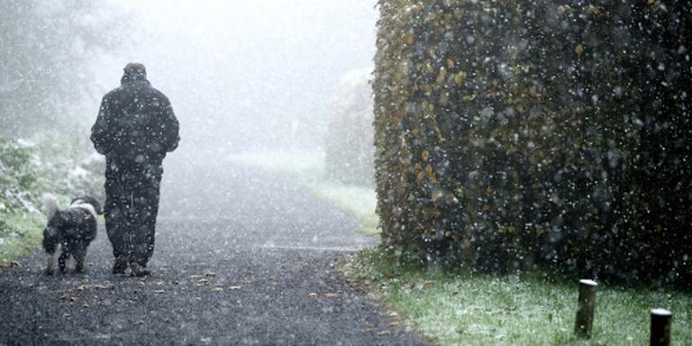 Winterweer op komst
