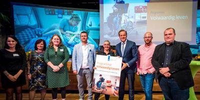 10 miljoen voor gadgets gehandicaptenzorg