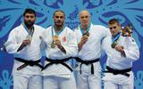 Brons én een blessure voor Veendammer judoka Henk Grol