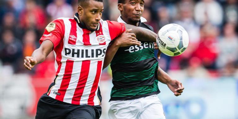 PSV met Narsingh tegen FC Groningen